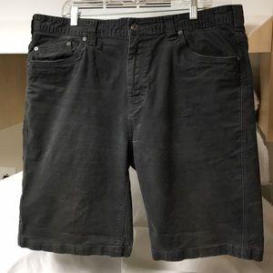 PRANA shorts.  38.  Men's.
